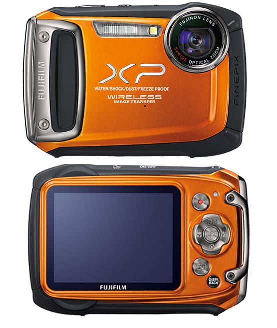 Fujifilm-XP170-Orange-Color