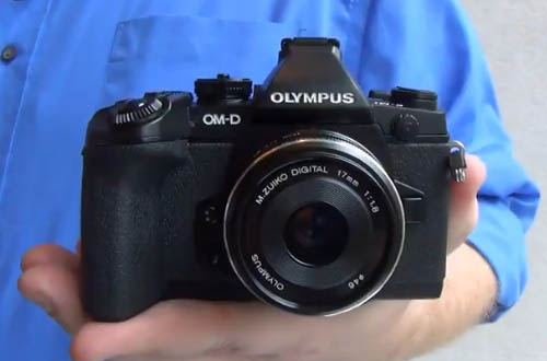 Olympus-OM-D-E-M1-camera
