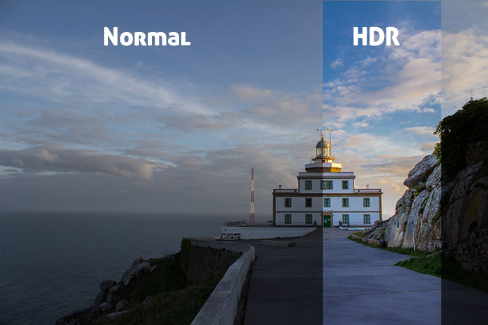 HDR con Lightroom