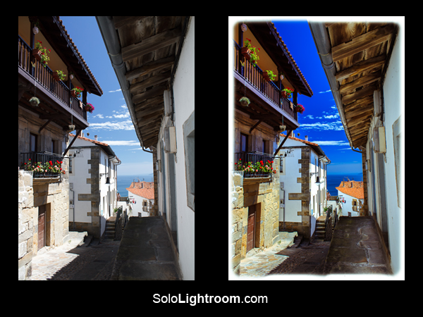 Curso de Adobe Lightroom nº 59: Creando una postal con Adobe Lightroom desde una foto RAW