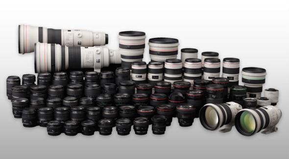 El objetivo y su importancia en la cámara fotográfica