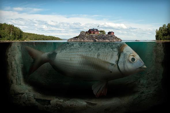 Erik Johansson, surrealismo fotográfico en estado puro