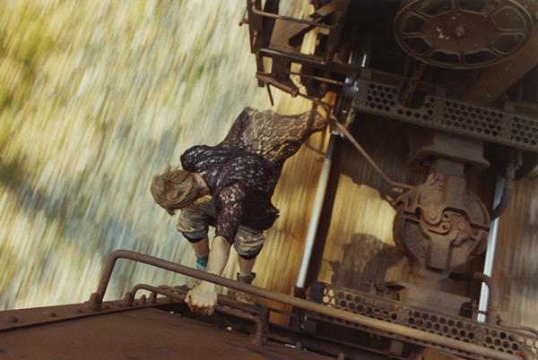 El fotógrafo que viajó 80.000 kilómetros saltando de tren en tren