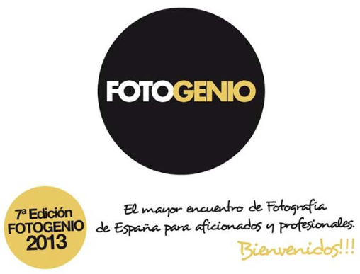 Todo listo para Fotogenio 2013