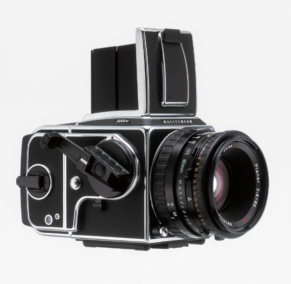 Hasselblad no fabricará más cámaras V