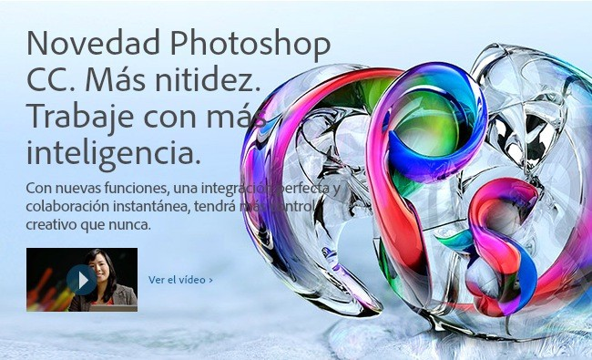 Photoshop Creative Cloud apuesta por la nitidez en las fotos