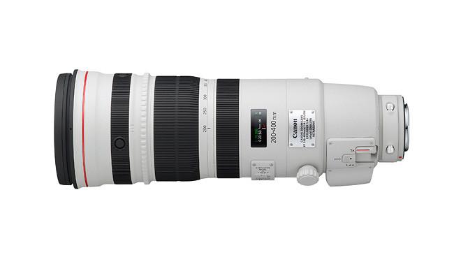 Canon y Nikon presentan nuevos objetivos