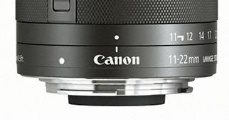 Canon 11-22 mm f/4-5.6, un nuevo angular para la EOS M