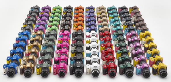 K-500, K50 y Q7, las nuevas cámaras de Pentax