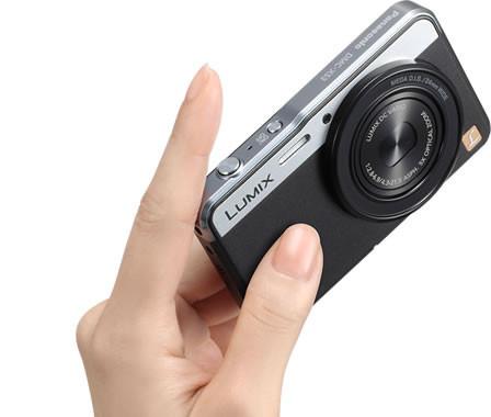 Panasonic XS3, la nueva compacta delgada de Panasonic