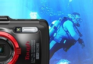 Cuatro cámaras acuáticas para este verano