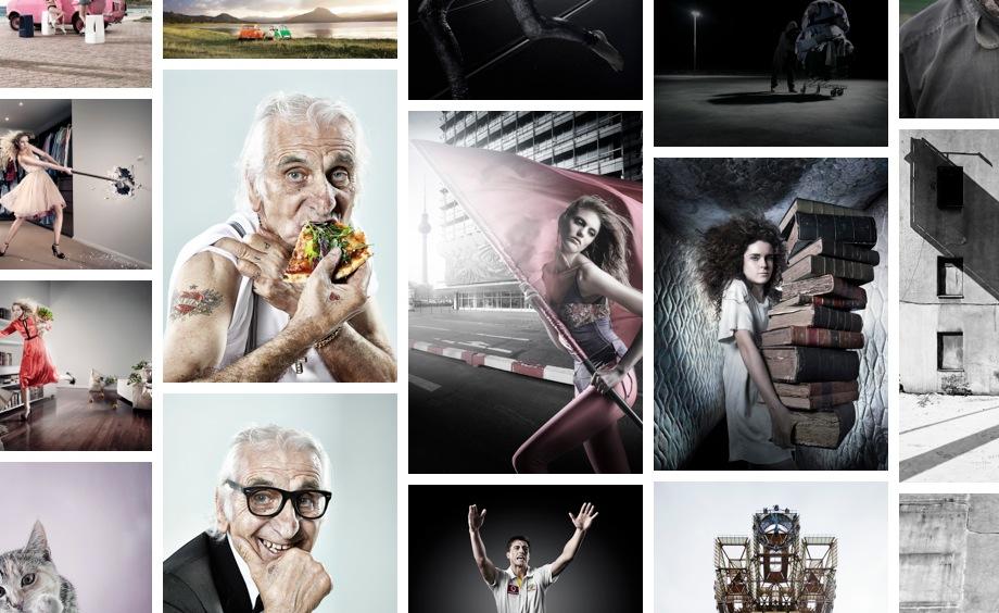 20 galerías de fotógrafos como inspiración