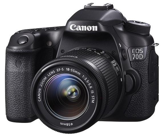 Canon 70D: Nuevo sensor, nuevo sistema de enfoque y Wi-Fi