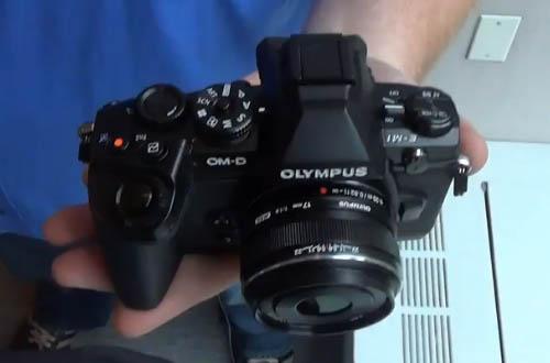 Olympus OM-D E-M1, será la nueva cámara de Olympus