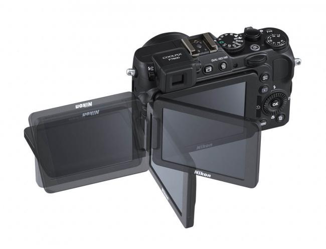 La Nikon Coolpix P7800 estrena un visor electrónico integrado