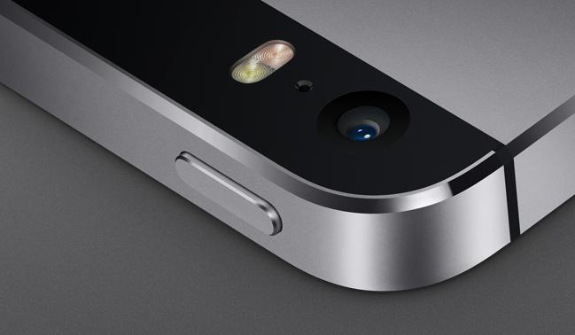 El iPhone 5S estrena nueva cámara