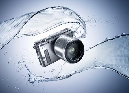 Nikon 1 AW1, la primera CSC sumergible y resistente