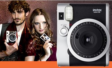 Instax mini 90 neo classic, la última instantánea de Fujifilm