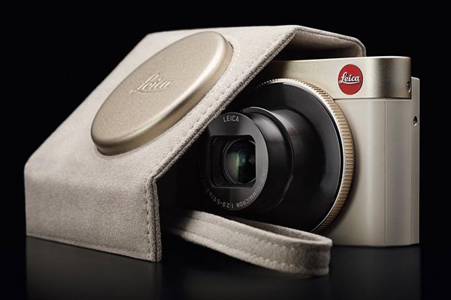 Leica C, nueva compacta de la marca alemana