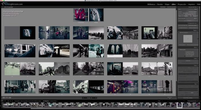 Curso de Adobe Lightroom 5 – Capítulo 54: El módulo libro (I)