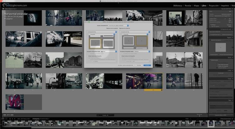 Curso de Adobe Lightroom 5 – Capítulo 55: El módulo libro (II)