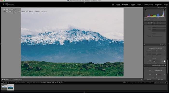 Revelado de fotografía tomada con teleobjetivo (nº15)