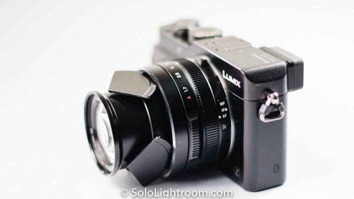 Prueba de la Panasonic Lumix LX-100