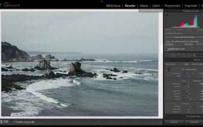 Lightroom: Pruebas en pantalla para una impresión perfecta