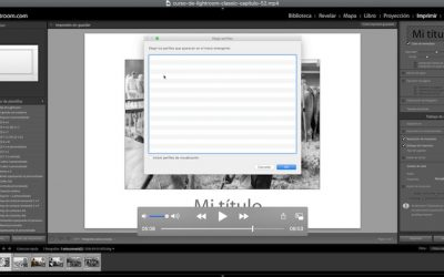 Curso de Lightroom Classic – Capítulo 52: Módulo Imprimir (II)